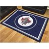 FANMATS NHL - Winnipeg Jets 8'x10' Rug