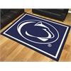 FANMATS Penn State 8'x10' Rug