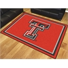FANMATS Texas Tech 8'x10' Rug