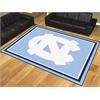 FANMATS UNC - Chapel Hill 8'x10' Rug