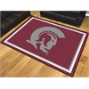 FANMATS Arkansas - Little Rock 8'x10' Rug