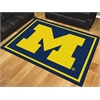FANMATS Michigan 8'x10' Rug