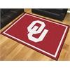 FANMATS Oklahoma 8'x10' Rug