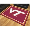 FANMATS Virginia Tech 8'x10' Rug