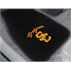 "FANMATS Southern California 2-piece Embroidered Car Mats 18""x27"""