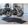 "FANMATS Eastern Michigan Motorcycle Mat 82.5"" L x 42"" W"