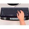 "FANMATS NFL - Oakland Raiders Wrist Rest 2""x18"""