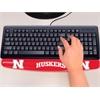 "FANMATS Nebraska Wrist Rest 2""x18"""