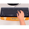 "FANMATS Tennessee Wrist Rest 2""x18"""