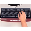 "FANMATS NBA - Miami Heat Wrist Rest 2""x18"""