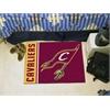 "FANMATS NBA - Cleveland Cavaliers Uniform Inspired Starter Rug 19""x30"""