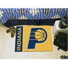 "FANMATS NBA - Indiana Pacers Uniform Inspired Starter Rug 19""x30"""