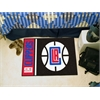 "FANMATS NBA - Los Angeles Clippers Uniform Inspired Starter Rug 19""x30"""