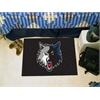 "FANMATS NBA - Minnesota Timberwolves Uniform Inspired Starter Rug 19""x30"""