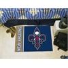 "FANMATS NBA - New Orleans Hornets Uniform Inspired Starter Rug 19""x30"""