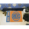 "FANMATS NBA - New York Knicks Uniform Inspired Starter Rug 19""x30"""