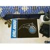 "FANMATS NBA - Orlando Magic Uniform Inspired Starter Rug 19""x30"""