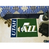 "FANMATS NBA - Utah Jazz Uniform Inspired Starter Rug 19""x30"""