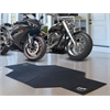 "FANMATS Western Michigan Motorcycle Mat 82.5"" L x 42"" W"
