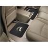 """FANMATS Western Michigan Backseat Utility Mats 2 Pack 14""""x17"""""""
