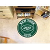 FANMATS NFL - New York Jets Roundel Mat