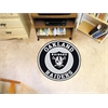 FANMATS NFL - Oakland Raiders Roundel Mat