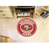 FANMATS NFL - San Francisco 49ers Roundel Mat