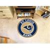 FANMATS NFL - St. Louis Rams Roundel Mat