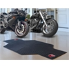 "FANMATS Saginaw Valley State Motorcycle Mat 82.5"" L x 42"" W"