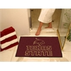"FANMATS Texas State All-Star Mat 33.75""x42.5"""