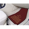 "FANMATS Texas State 2-piece Carpeted Car Mats 17""x27"""