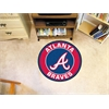 FANMATS MLB - Atlanta Braves Roundel Mat
