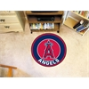 FANMATS MLB - Los Angeles Angels Roundel Mat