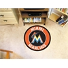 FANMATS MLB - Miami Marlins Roundel Mat