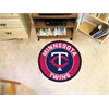 FANMATS MLB - Minnesota Twins Roundel Mat