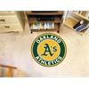 FANMATS MLB - Oakland Athletics Roundel Mat