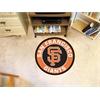 FANMATS MLB - San Francisco Giants Roundel Mat