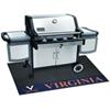 """FANMATS Virginia Grill Mat 26""""x42"""""""