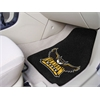 "FANMATS Kennesaw State 2-piece Carpeted Car Mats 17""x27"""