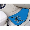 "FANMATS Buffalo 2-piece Carpeted Car Mats 17""x27"""