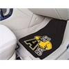 "FANMATS Adrian 2-piece Carpeted Car Mats 17""x27"""