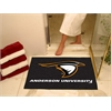 "FANMATS Anderson State All-Star Mat 33.75""x42.5"""