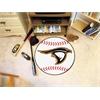 "FANMATS Anderson Baseball Mat 27"" diameter"