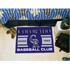 "FANMATS Colorado Rockies Baseball Club Starter Rug 19""x30"""