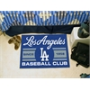 "FANMATS Los Angeles Dodgers Baseball Club Starter Rug 19""x30"""
