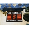 "FANMATS San Francisco Giants Baseball Club Starter Rug 19""x30"""