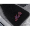 FANMATS MLB - New York Mets 2-pc Embroidered Car Mat Set