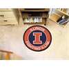 FANMATS University of Illinois Roundel Mat