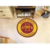 FANMATS Iowa State University Roundel Mat