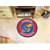 FANMATS University of Kansas Roundel Mat